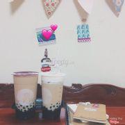Trà sữa trân châu & trà sữa kem trân châu