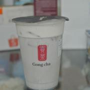 Mè đen latte