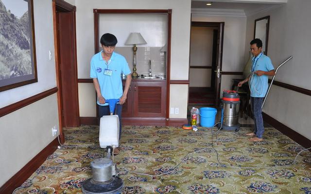 Việt Clean - Dịch Vụ Vệ Sinh Cao Cấp - Saigon Pearl