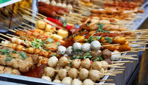 Thịt Nướng Ướp Sẵn Và Các Món Ăn Vặt - Shop Online