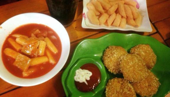 Linh - Cari Gà & Ăn Vặt Hàn Quốc