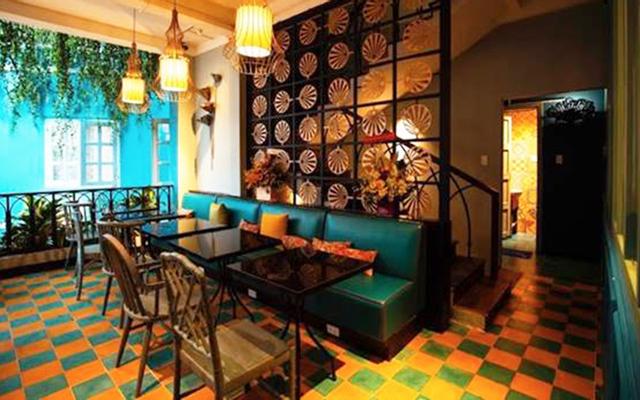 Nắng Xanh Garden Cafe