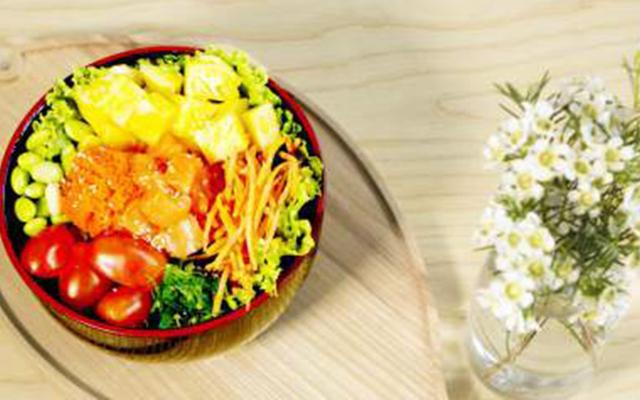 Poki.don - Salad, Drink & Snack