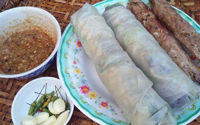 Bánh Cuốn Ninh Hoà - Cầu Lò Gốm