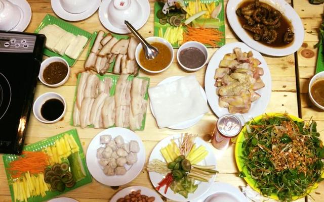 Vietfood - Lẩu Hải Sản & Bánh Tráng Cuốn