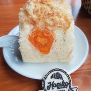 Bông lan rong biển trứng muối