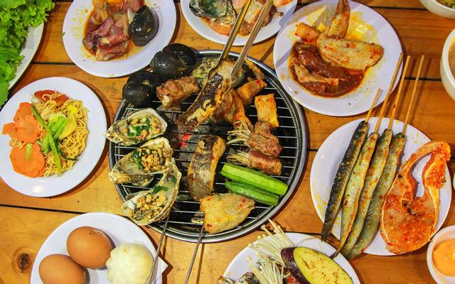 Lửa Việt - Buffet Nướng 119K