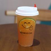 Lục trà cam tươi