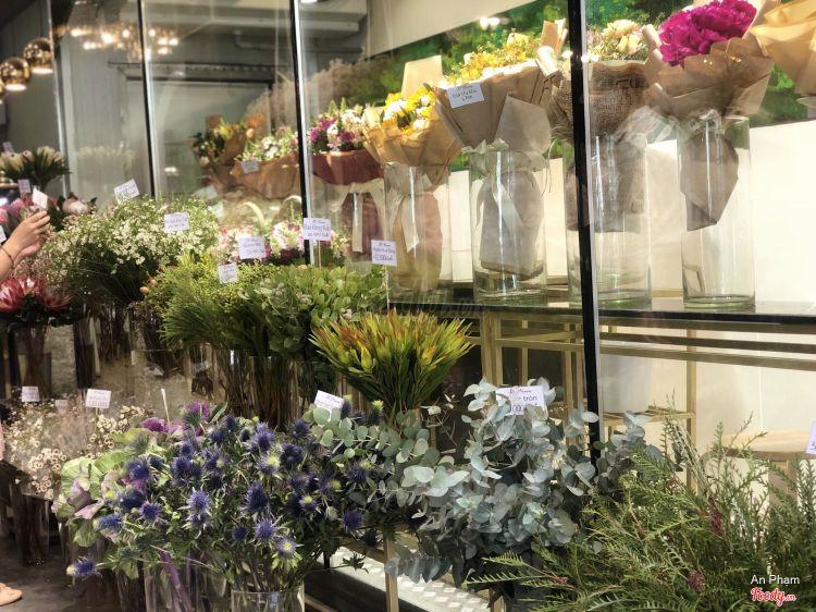 38 Flower Market & Tea House - Nguyễn Công Trứ ở TP. HCM