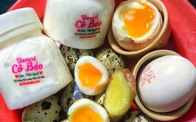 Cô Béo - Trứng Gà Lòng Đào & Yaua