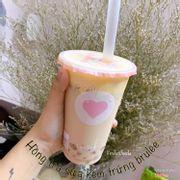 Hồng trà sữa kem trứng brulee