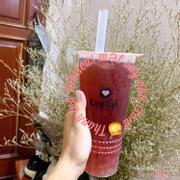 Thanh trà hibiscus mật ong nha đam