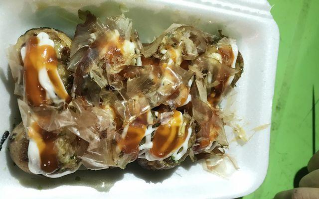 Bé Bơ Takoyaki