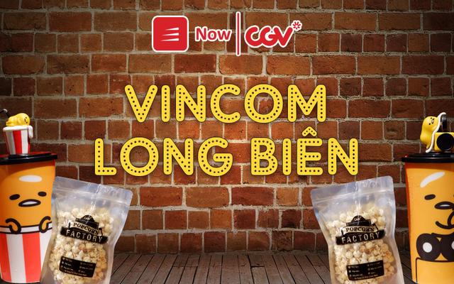 CGV - Vincom Long Biên