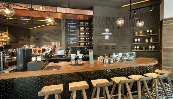Starbucks Reserve - Hàn Thuyên