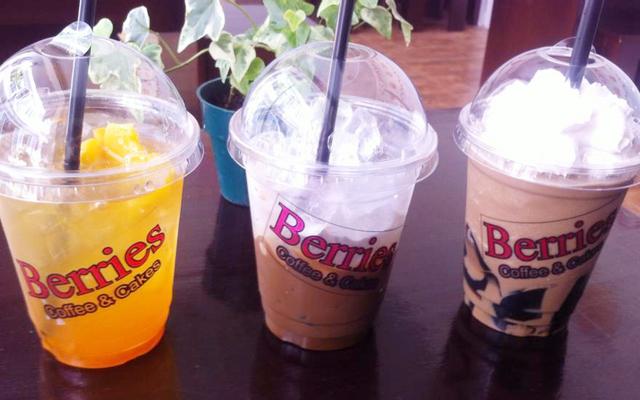 Berries Coffee & Cakes