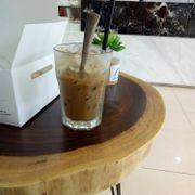 Cafe được tặng 😃