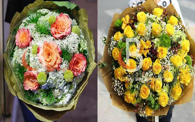B Flower Shop - Hoa Tươi Sang Trọng