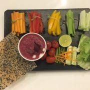 Om Breath salad