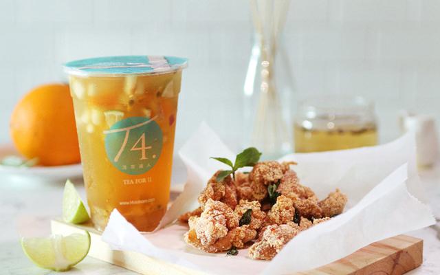 T4 Vietnam - Tea - Vinhomes Central Park