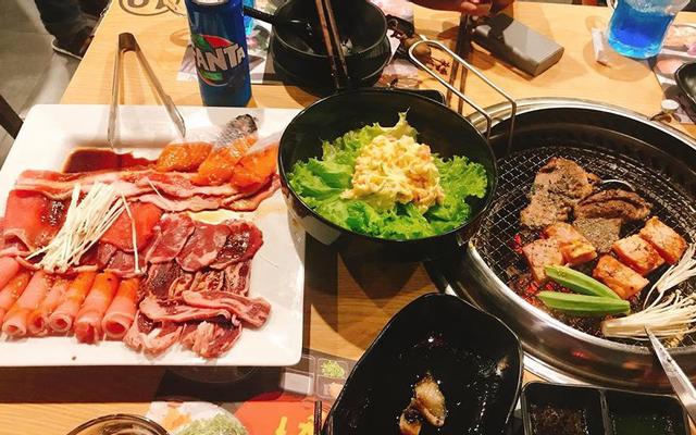 217 BBQ - Lẩu & Nướng Nhật Bản