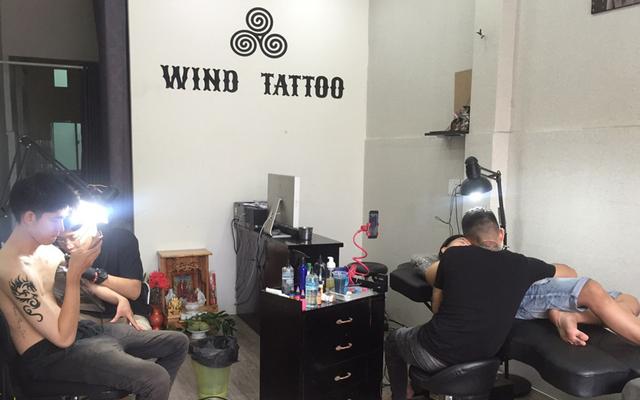 Wind Tattoo