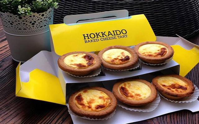 Hokkaido Baked Cheese Tart - Saigon Centre