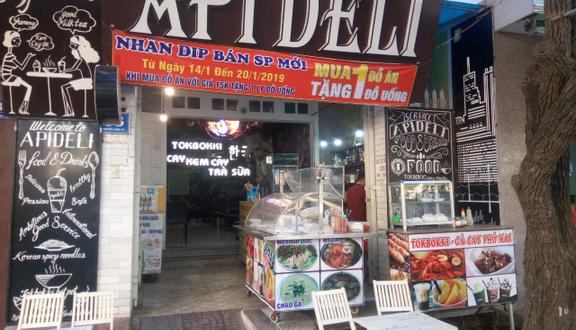 Api Deli - Quán Ăn Hàn Quốc