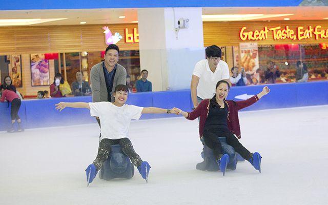 Sân Trượt Băng Vincom Ice Rink - Vincom Plaza Biên Hòa