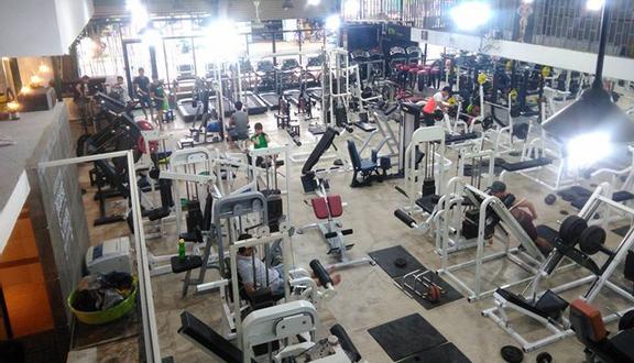 Gym Nguyễn Huy