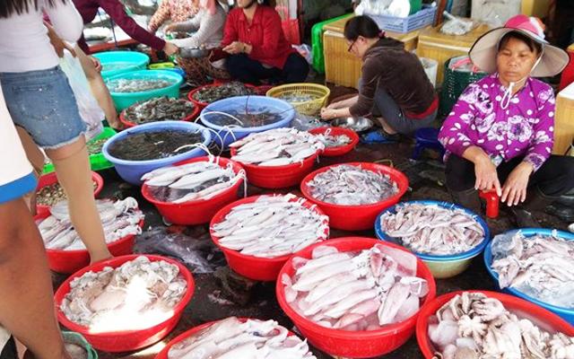 Chợ Bến Đá - Lê Lợi