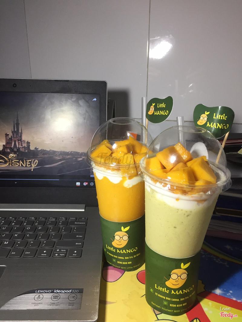 Little mango và little avocado