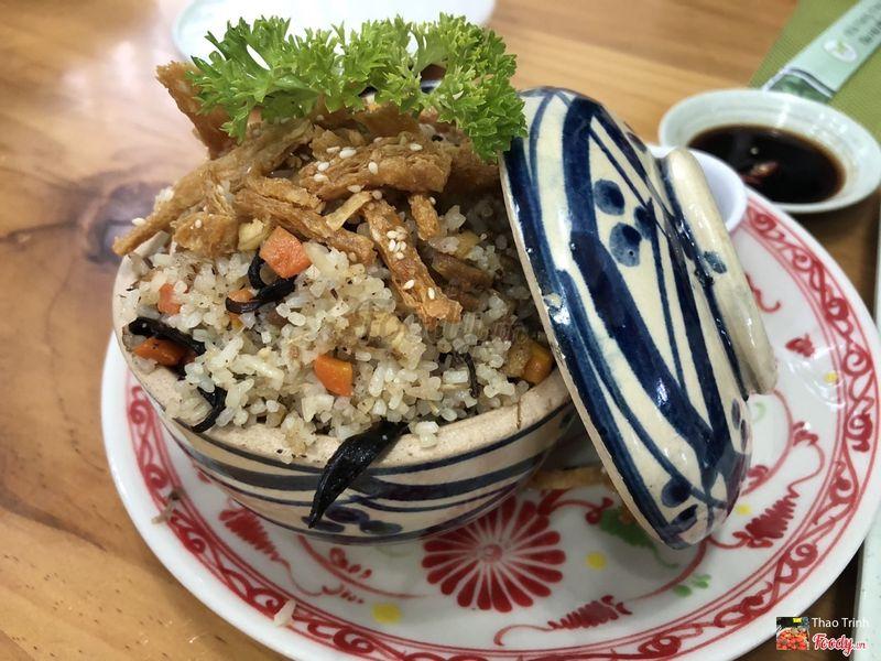 Cơm chiên Hương Phố