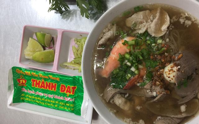 Thành Đạt - Hủ Tiếu Nam Vang - Nguyễn Thị Nhỏ