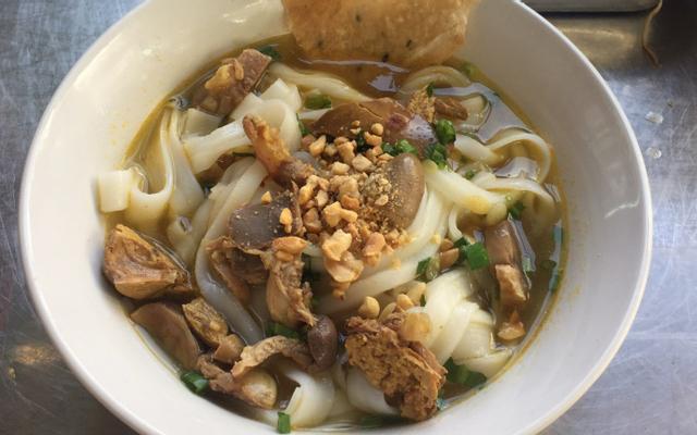 Mì Quảng Đà Nẵng - Chấn Hưng
