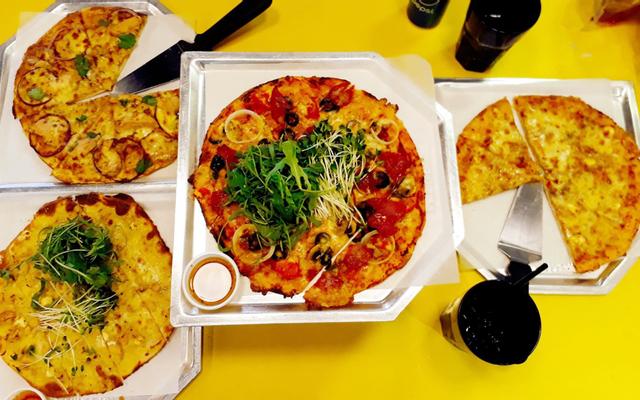 Yellow Cab Pizza - Nguyễn Đức Cảnh