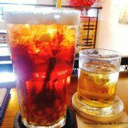 Hồng trà trân châu giá 25k