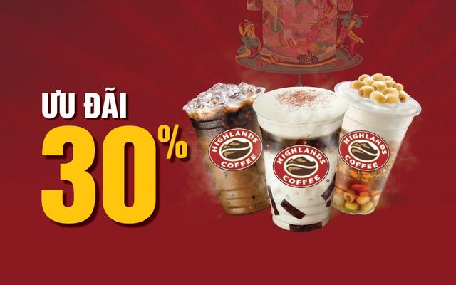 Highlands Coffee - Điện Biên Phủ