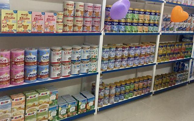SuBin - Sữa Cho Bé