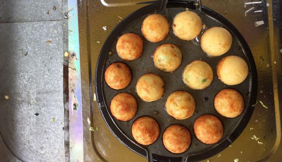 Bánh Takoyaki - Lê Lai