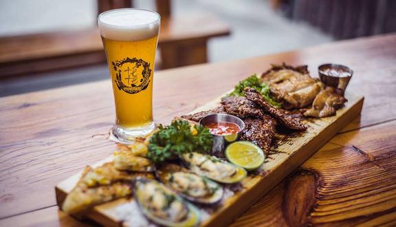 Quán Lão Trư - Street Food BBQ & Beer - Song Hành