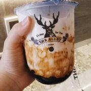 Sữa tươi trân châu đường đen 62k