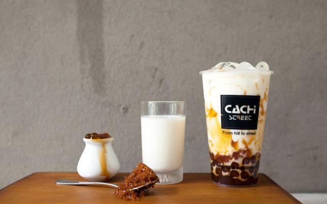 Cachi Tea - Chu Văn An