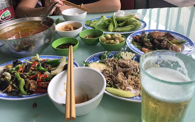Cường Trang - Bia & Các Món Nhậu