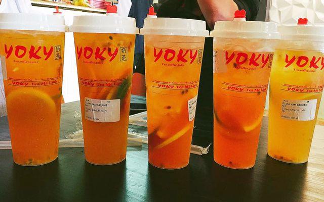 Trà Sữa Yoky