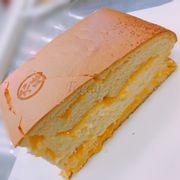 Đây là bánh lúc mình vừa lấy ra từ lò vi sóng