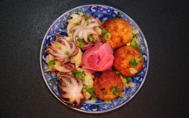 Tako House - Bánh Bạch Tuộc - Nguyễn Viêt Hồng