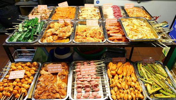 Đô 5K - BBQ Buffet - Nhật Lệ