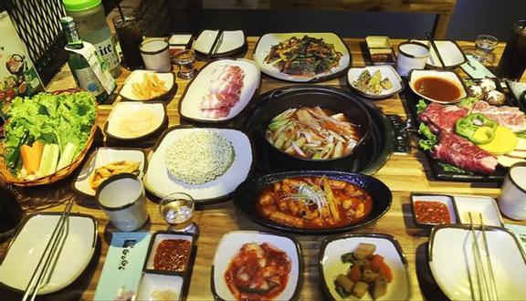 Gogi House - Quán Nướng Hàn Quốc - Đường 30 Tháng 4