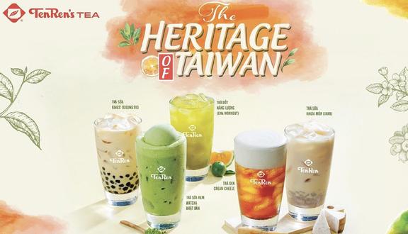 Ten Ren's Tea - Võ Văn Ngân